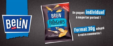 Actualité - biscuit - gateaux - Belin - Frenchips - 30g