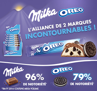 outils - milka - barre - oréo - marques - incontournables