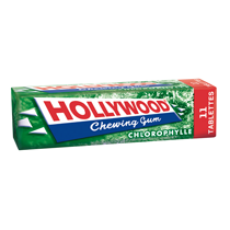 produits - chewing - gum - hollywood - menthe